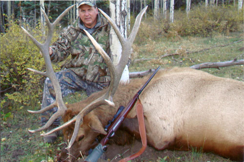 New Mexico Trophy Elk Hunts - Akin Outfitters